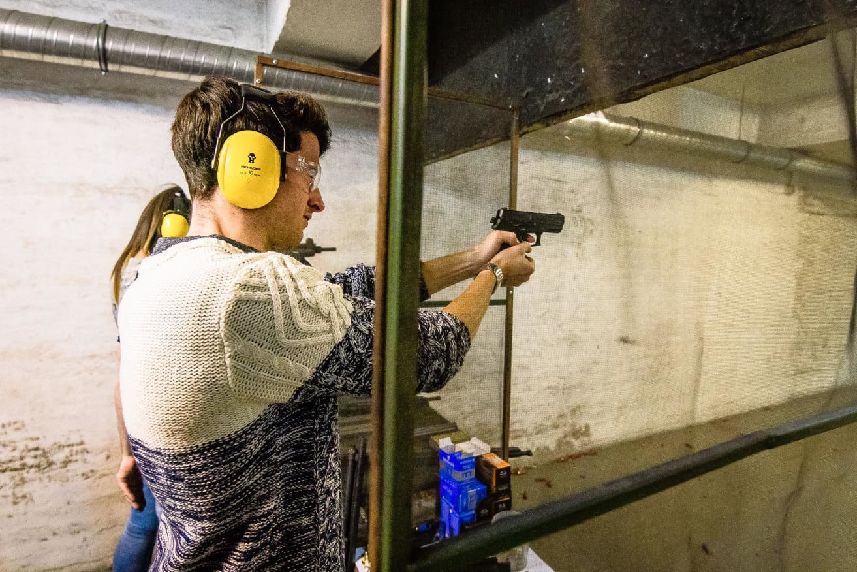 Pistol Shooting Budapest